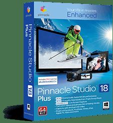 Pinnacle Studio 18