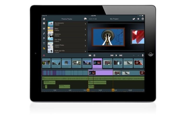 Pinnacle Software voor iOS