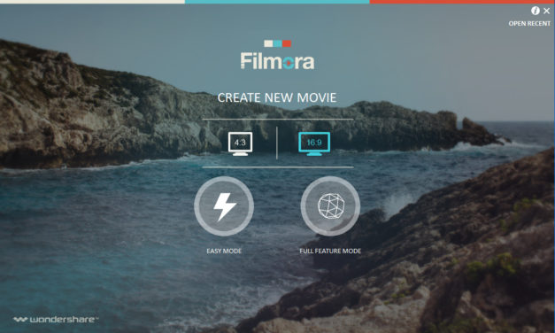 Filmora 8.1 is uit