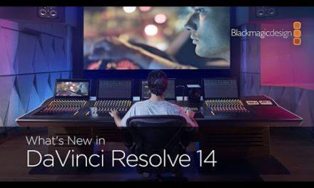 Davinci Resolve 14 Beta Download