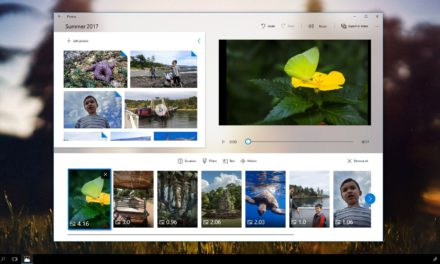 Story Remix is de opvolger van Windows Movie Maker