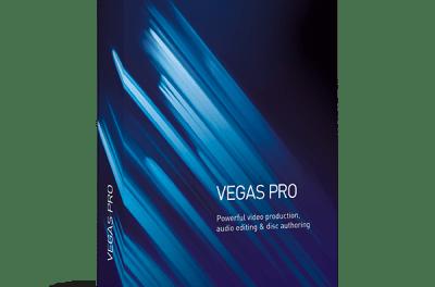 Magix Vegas Pro 17 is er